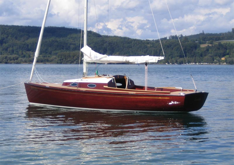 boat plans for modern and classic sailing yachts... dreams get true!