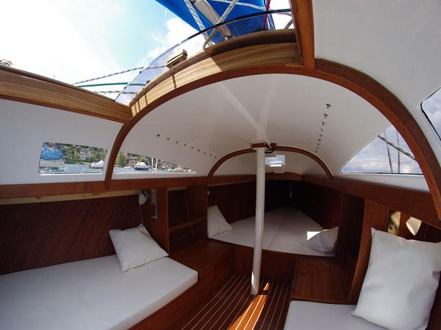 sailboat interior design - All Informations You Needs